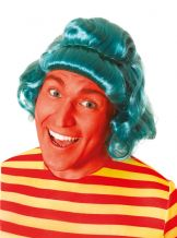 Umpa Lumpa Fancy Dress Green Wig